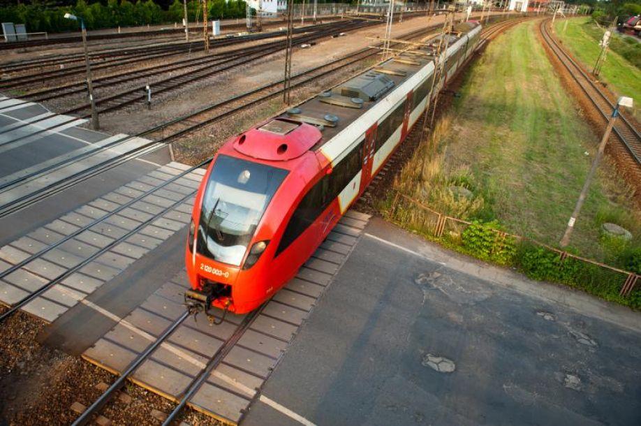 NaKolei.pl - SKM Warszawa: Do 18 marca reorganizacja ruchu przez prace na podmiejskiej linii średnicowej