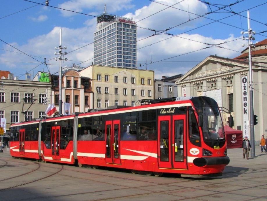 transport zbiorowy w GZM