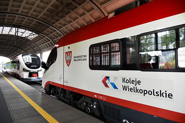 Nowe pociągi dla kolei metropolitarnej w Poznaniu