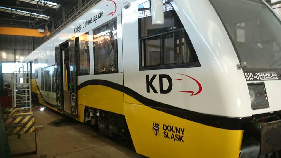 Koleje Dolnośląskie otwierają się na Dni Otwartych Funduszy Europejskich