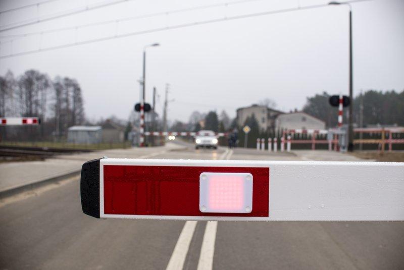 NaKolei.pl - PKP PLK S.A. zmodernizują przejazdy kolejowo-drogowe w woj. mazowieckim
