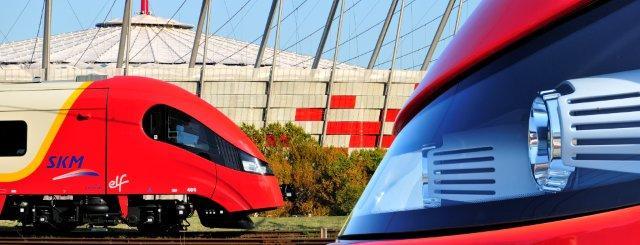 NaKolei.pl - SKM Warszawa skorzysta z dofinansowania CUPT. Spółka kupi 21 nowych pociągów