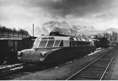 Pociąg Luxtorpeda. Jużraz sięudało