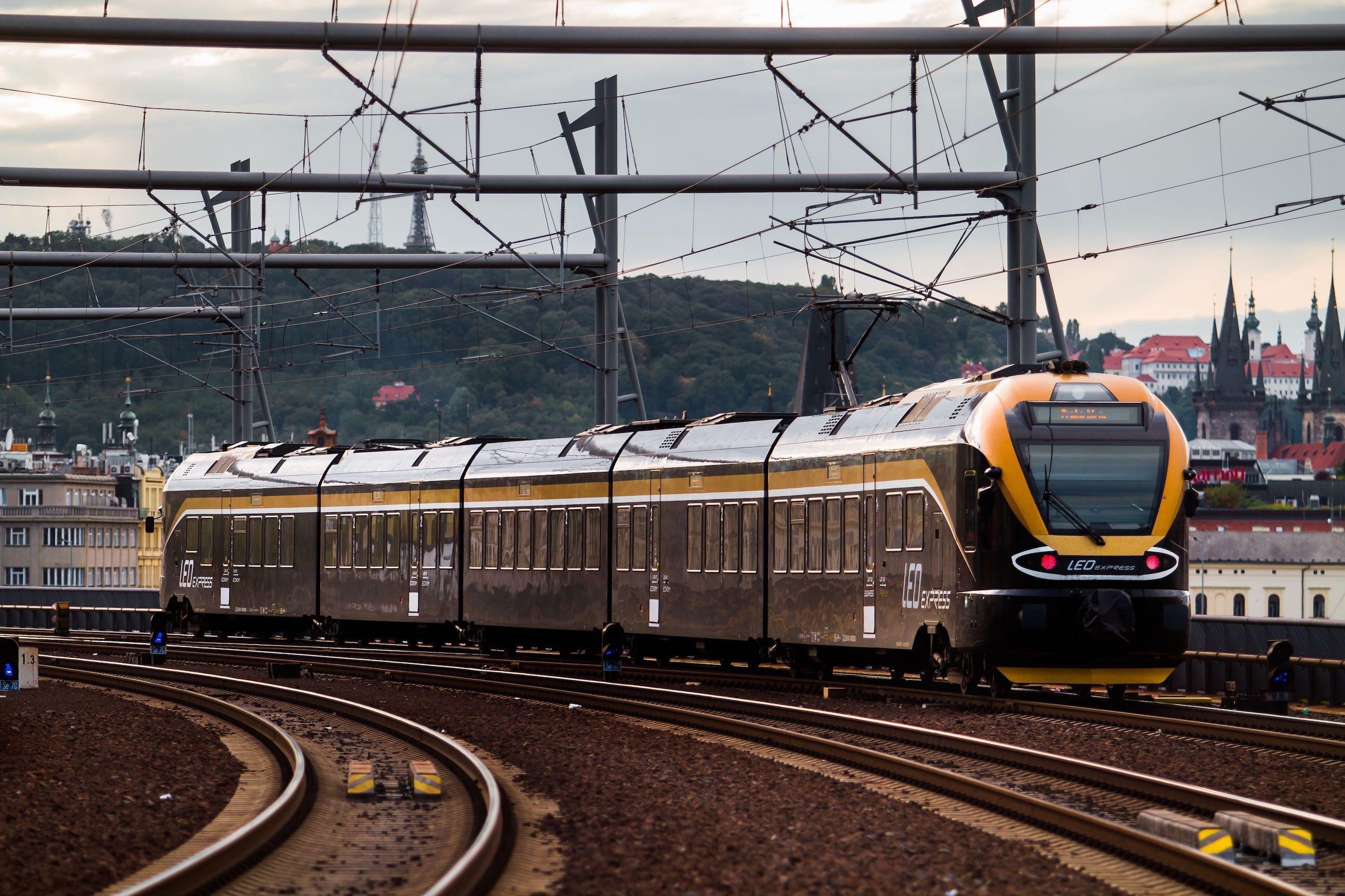 Leo Express chce jeździć do Katowic i Krakowa