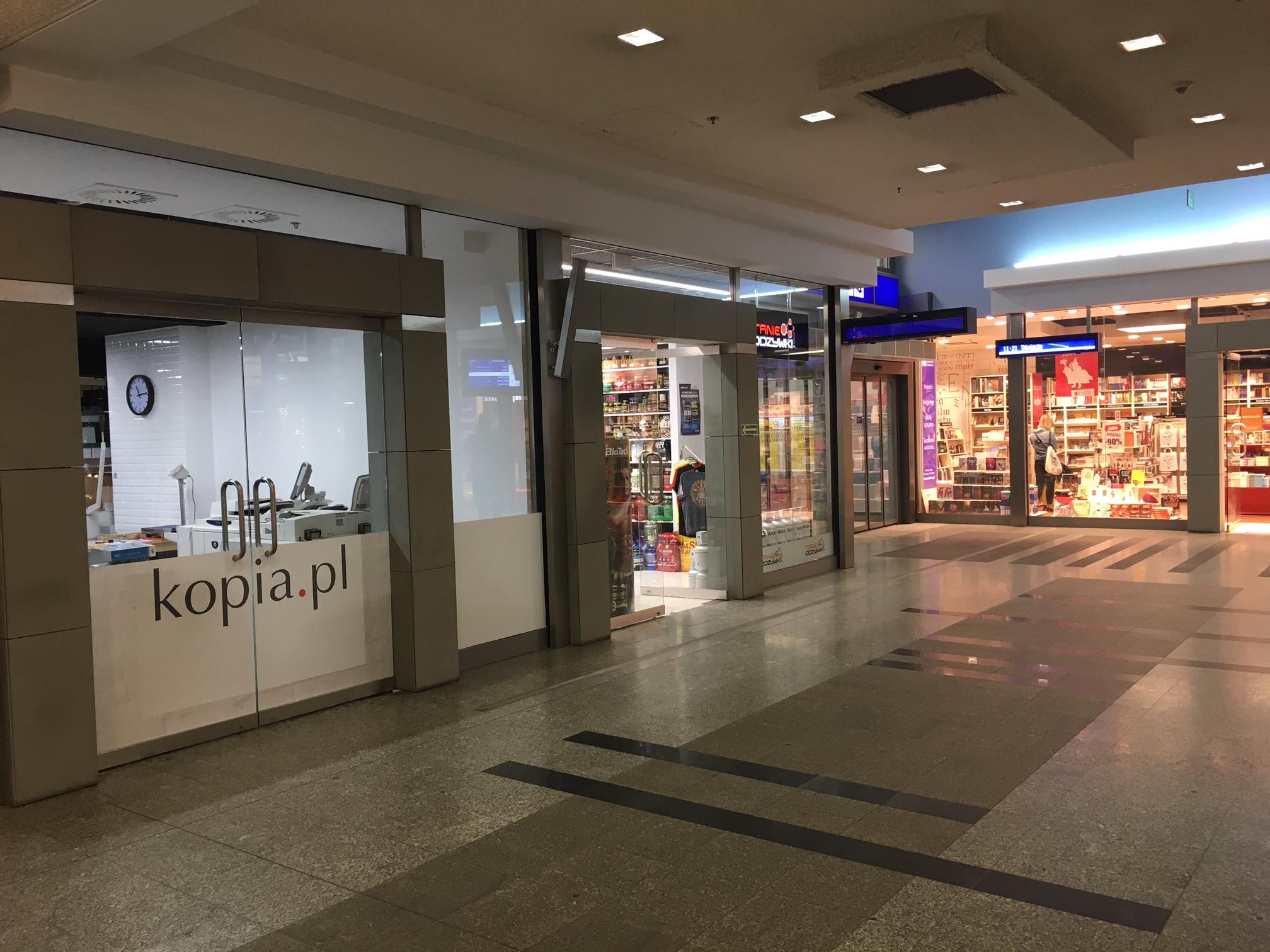 Pełna komercjalizacja dworca Kraków Główny