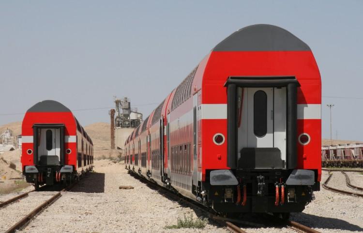 Wagony dla Izraela