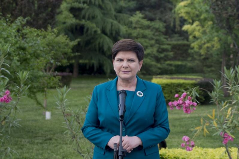 Premier liczy na zyski z Jedwabnego Szlaku