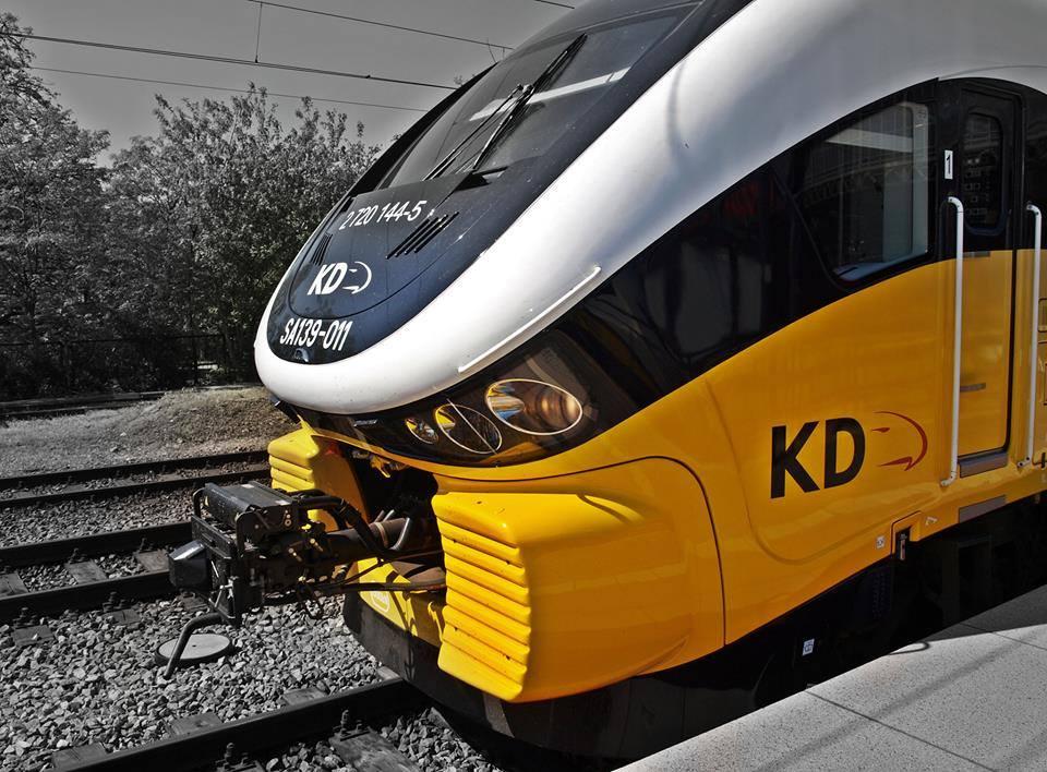 NaKolei.pl - Aż 75% wzrost liczby pasażerów Kolei Dolnośląskich w ciągu 5 lat
