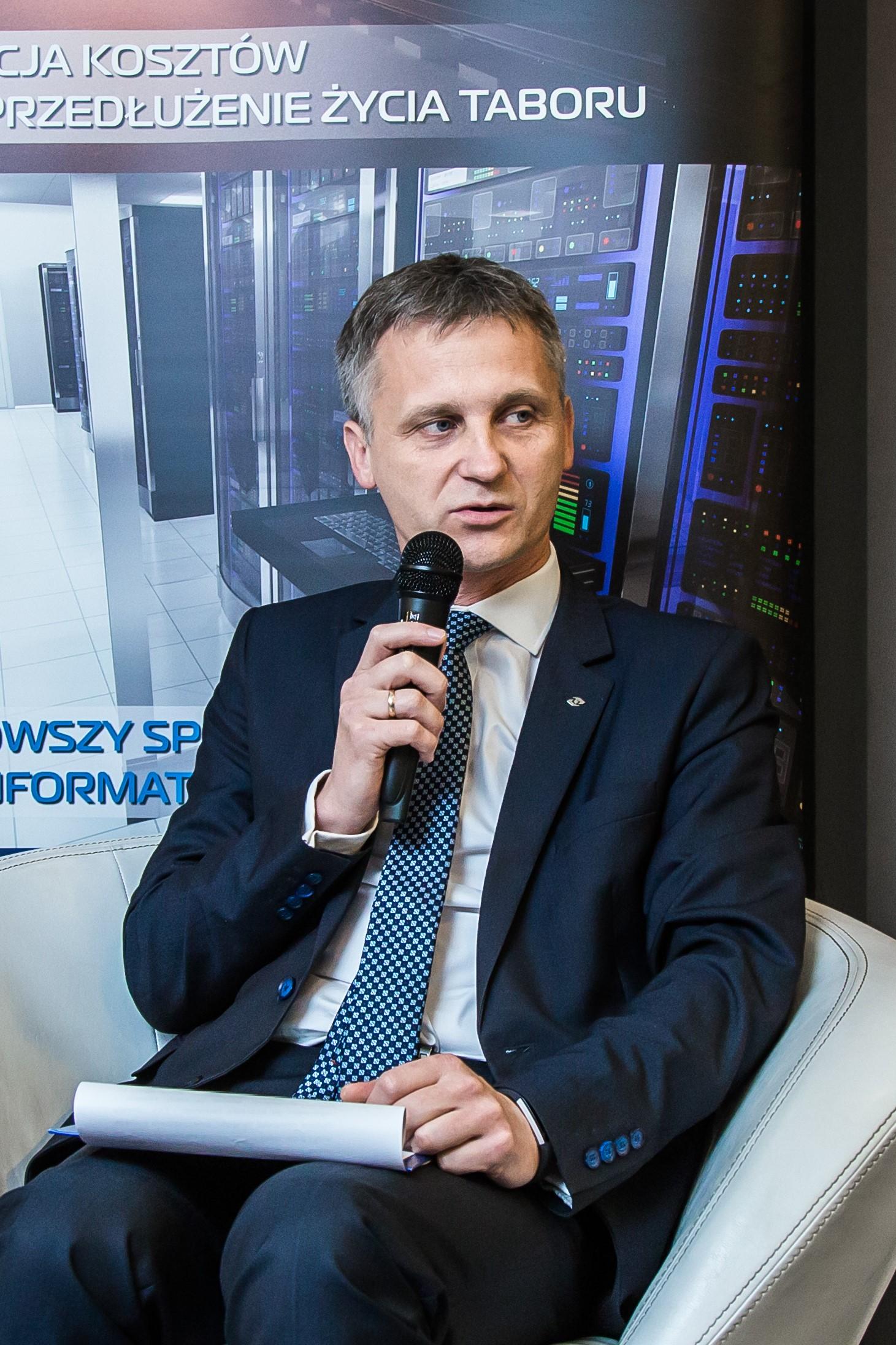 Odwołano Jarosława Klasę z zarządu PKP CARGO