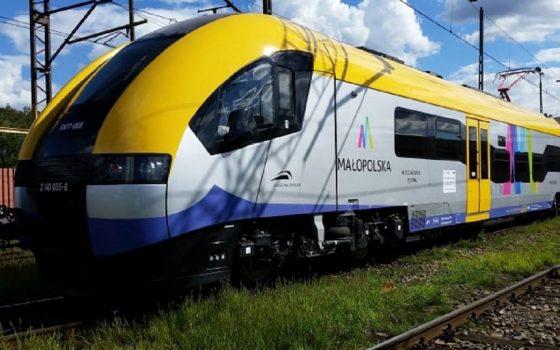 NaKolei.pl - Do 9 czerwca na odcinku Miechów-Kraków Główny wzajemne honorowanie biletów PKP Intercity i KMŁ