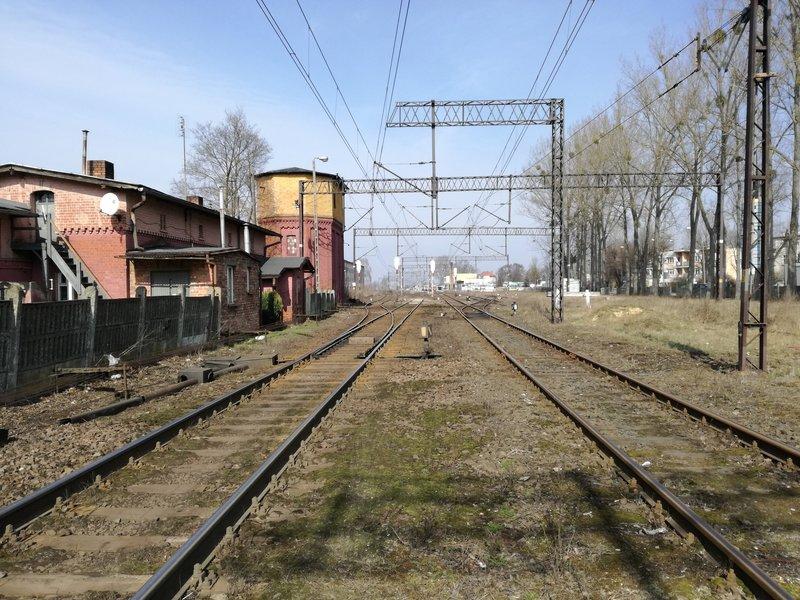 NaKolei.pl - Tor na linii Poznań-Piła zamknięty