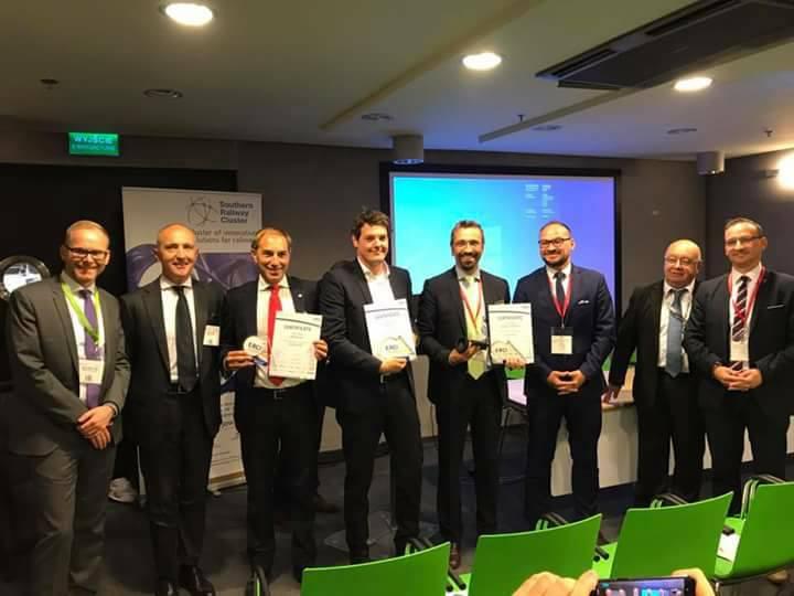 Na TRAKO przyznano nagrody ERCI INNOVATION AWARDS