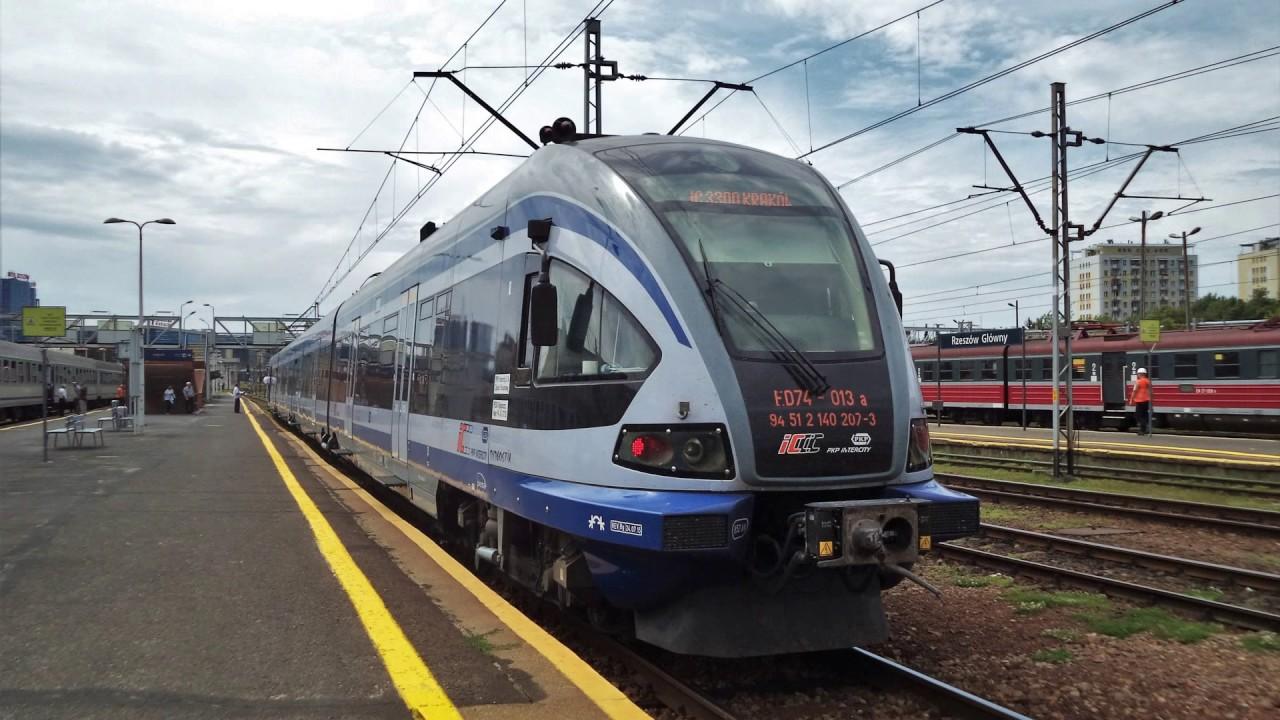 Modernizacja ED74 PKP Intercity