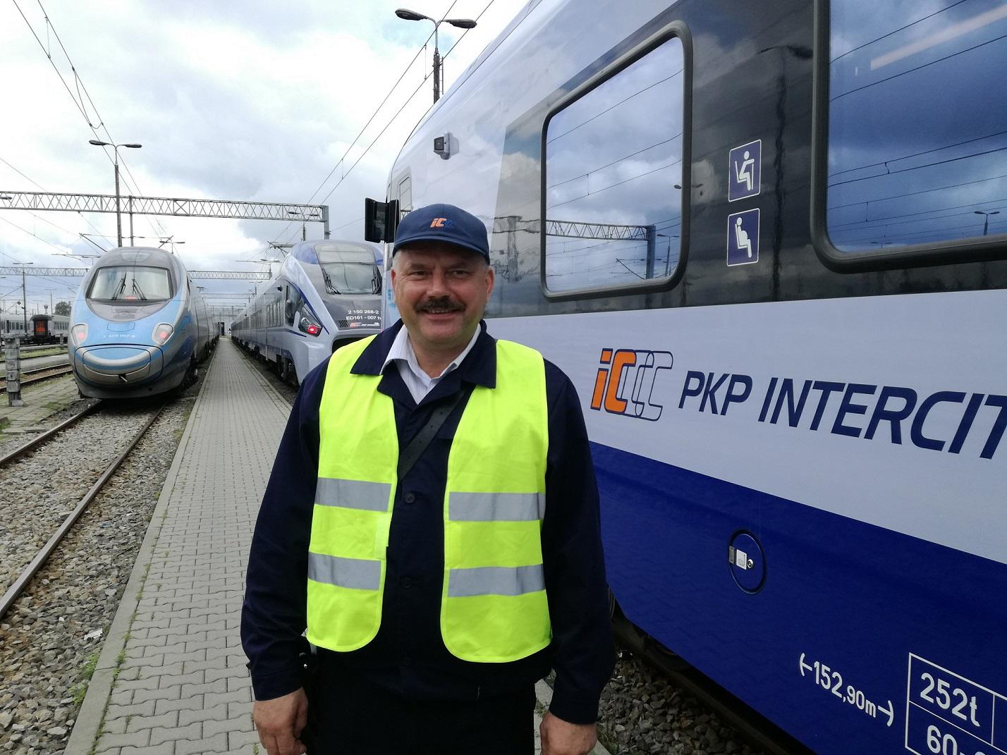 PKP Intercity i rewidenci – Spółka pokazuje kulisy ich pracy