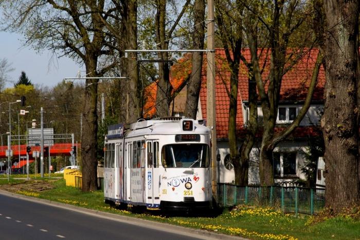 Gorzów będzie miał dłuższą sieć tramwajową