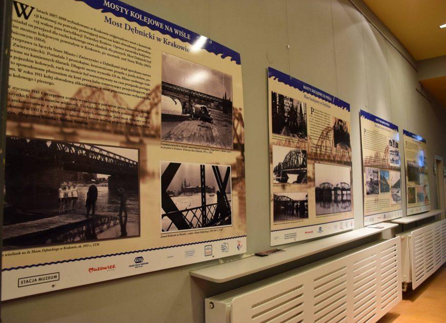 mosty kolejowe na Wiśle