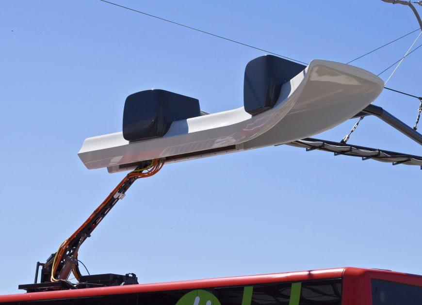 systemy ładowania autobusów elektrycznych