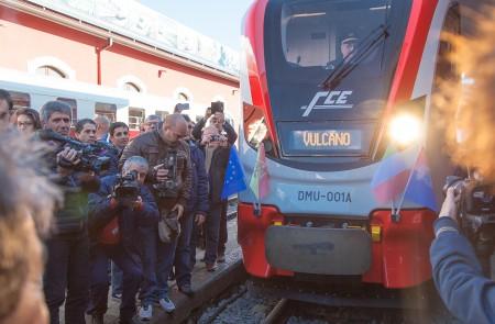 Kolejne pojazdy NEWAGU pojadą do Włoch