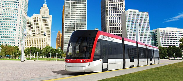 Bombardier Metrolinx Toronto