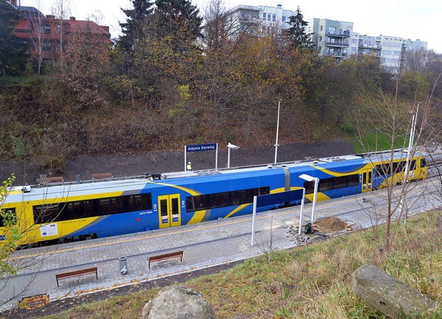 NaKolei.pl - Dwa nowe przystanki kolejowe w Gdyni. Komentarz ws. ostatnich działań PKM