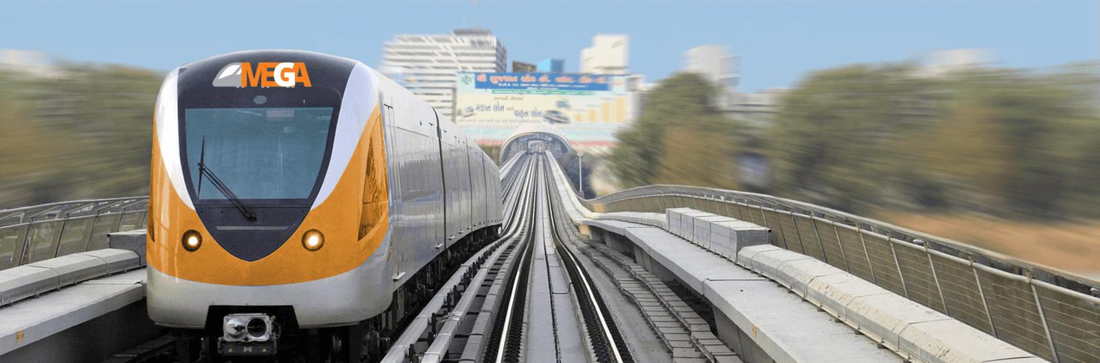 Siemens i elektryfikacja ponad 39 km linii metra w Indiach