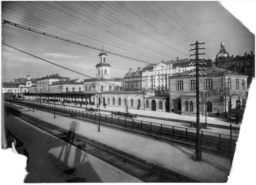 NaKolei.pl - Dworzec Wiedeński - początek muzealnictwa kolejowego w Polsce