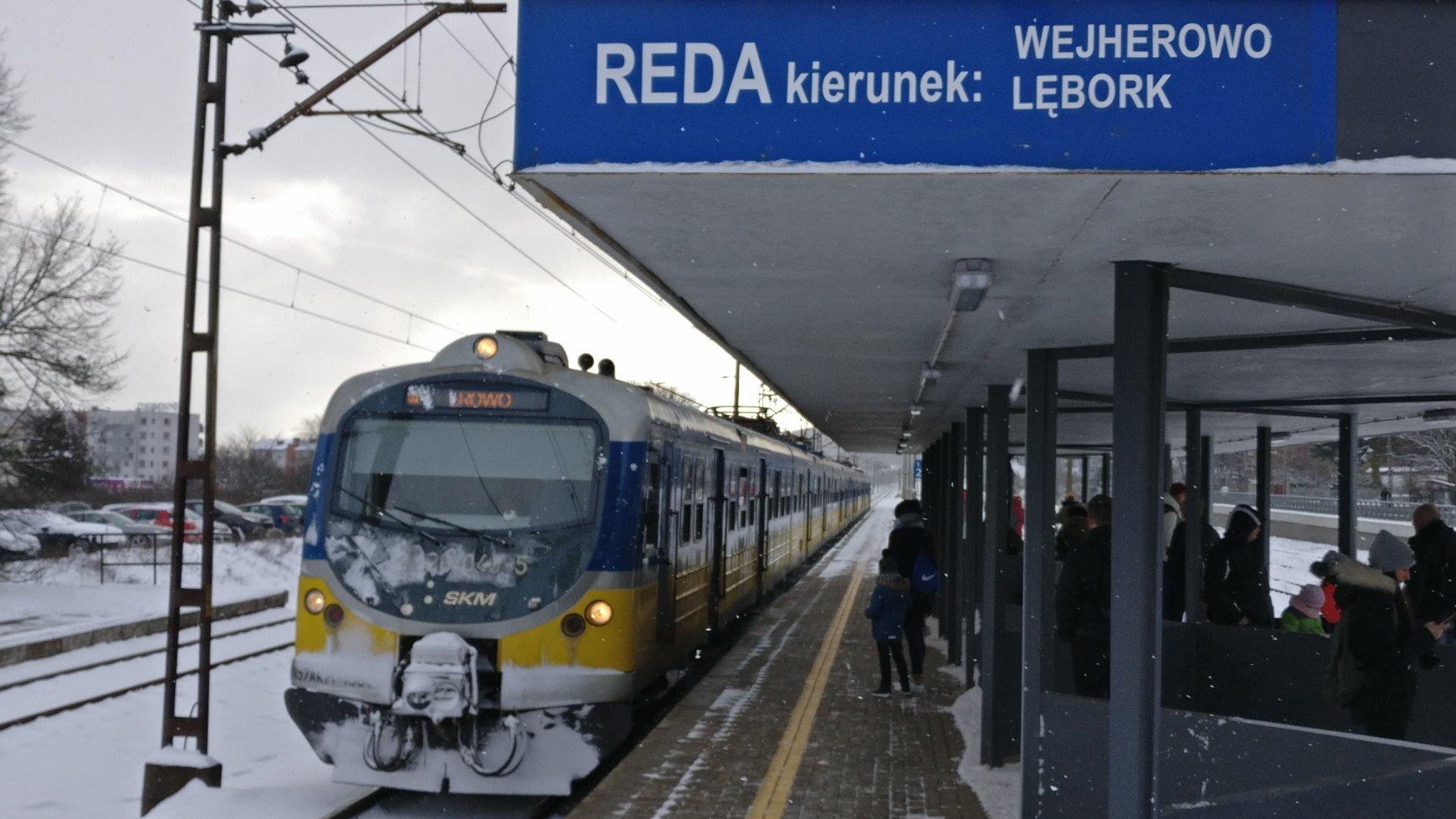 NaKolei.pl - Reda: Powstaje druga kasa biletowa