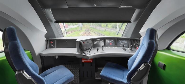 20 lokomotyw elektrycznych dla PKP Intercity: KIO rozstrzygnęła postępowanie na korzyść Newagu