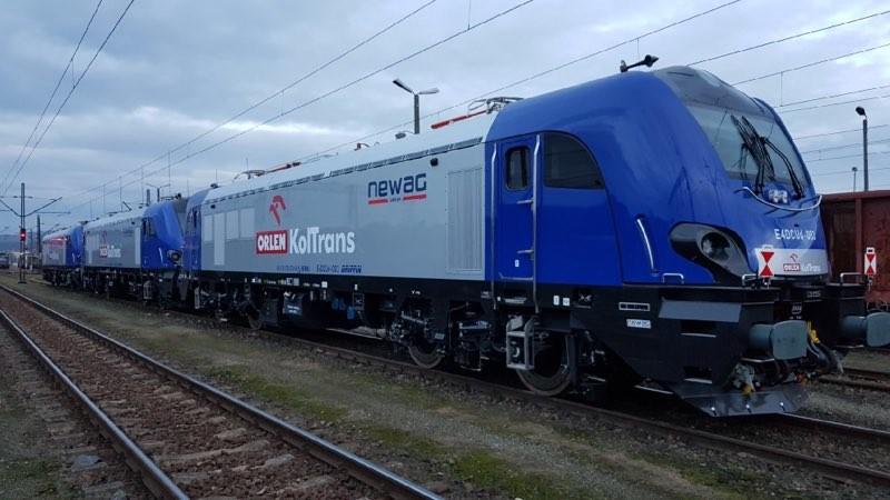ORLEN KolTrans ma nowe lokomotywy