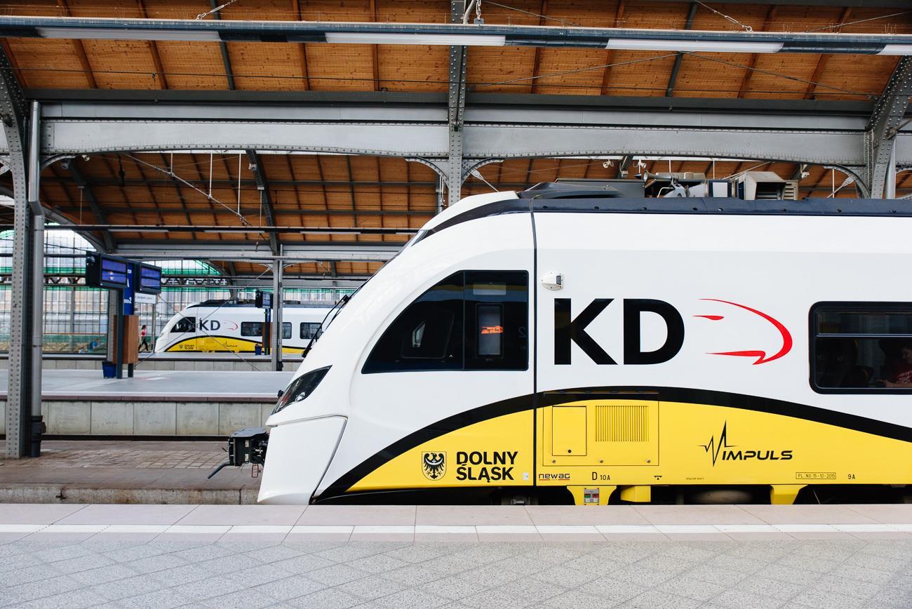 NaKolei.pl - KD: Ponad 85 mln zł z Funduszy Europejskich na zakup 11 nowych pociągów