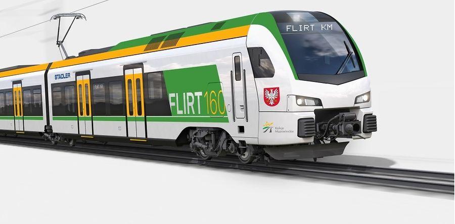 Ponad 1,5 miliarda dofinansowania na kolejowe inwestycje