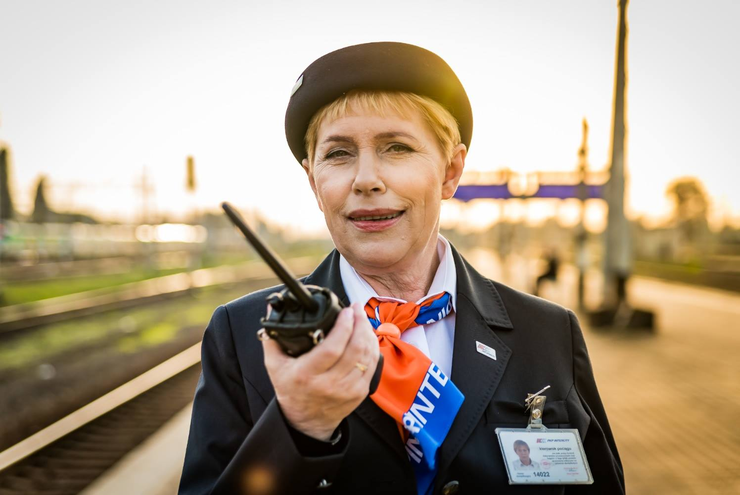 Kobiety na kolei: W PKP Intercity pracuje ich już ok. 2,2 tysięcy