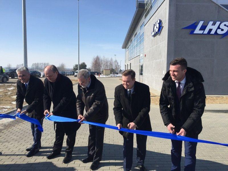 NaKolei.pl - Otwarto LCS na stacji Zamość Bortatycze LHS