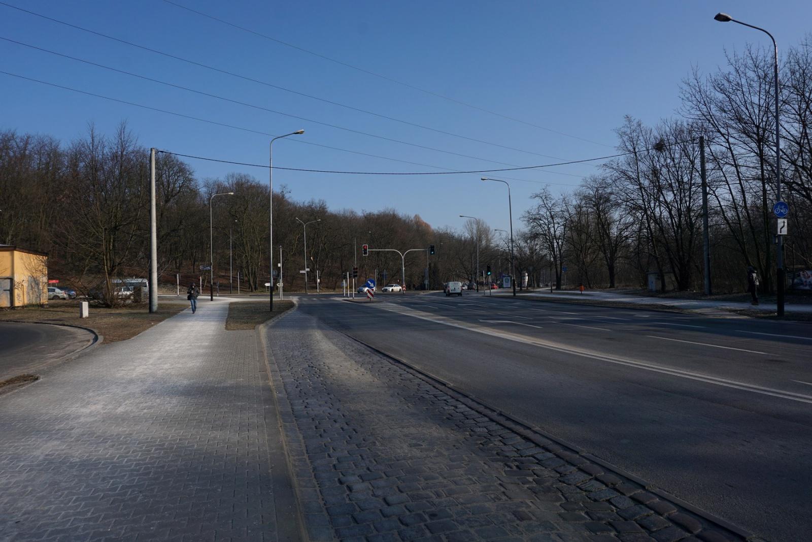 NaKolei.pl - Kolejny krok w budowie trasy tramwajowej na Naramowice