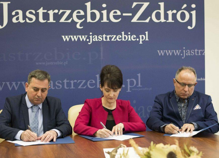 NaKolei.pl - Jastrzębie-Zdrój: Będą klasy kolejowe w ZSZ