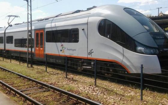 NaKolei.pl - Marszałek Adam Jarubas zapowiedział: W czerwcu pojedzie pociąg z Kielc do Buska-Zdroju