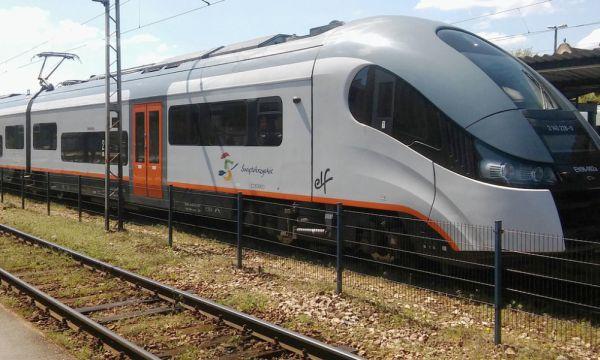 Marszałek Adam Jarubas zapowiedział: W czerwcu pojedzie pociąg z Kielc do Buska-Zdroju