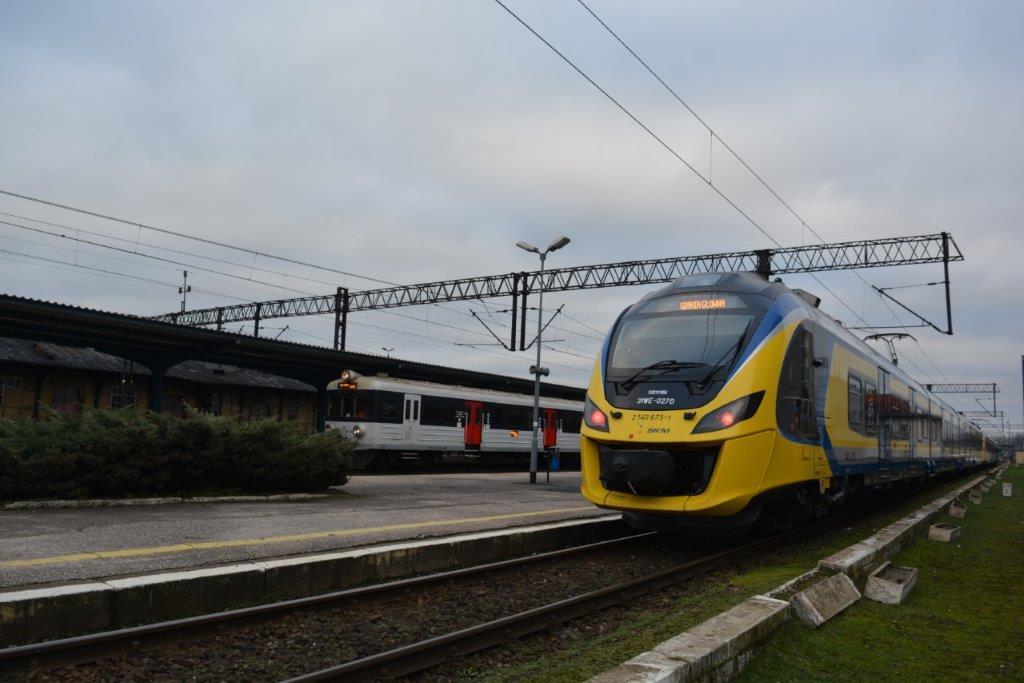 10 pociągów za ponad 160 mln zł z UE. SKM Trójmiasto unowocześnia tabor