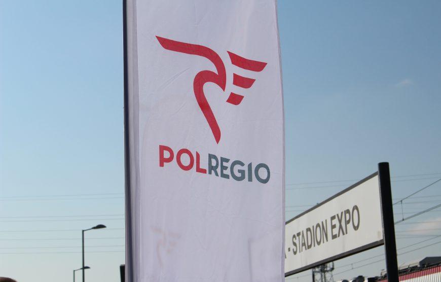 NaKolei.pl - Majówka zbliża się wielkimi krokami. Czy odkryjesz z POLREGIO zmysł podróżowania?