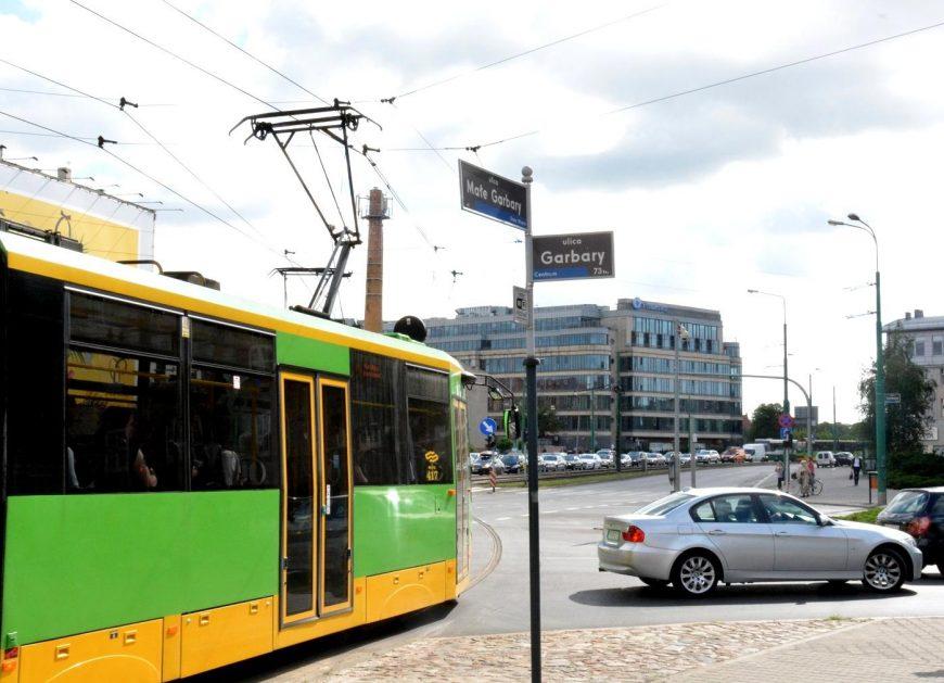 NaKolei.pl - Poznań tramwaj Naramowice