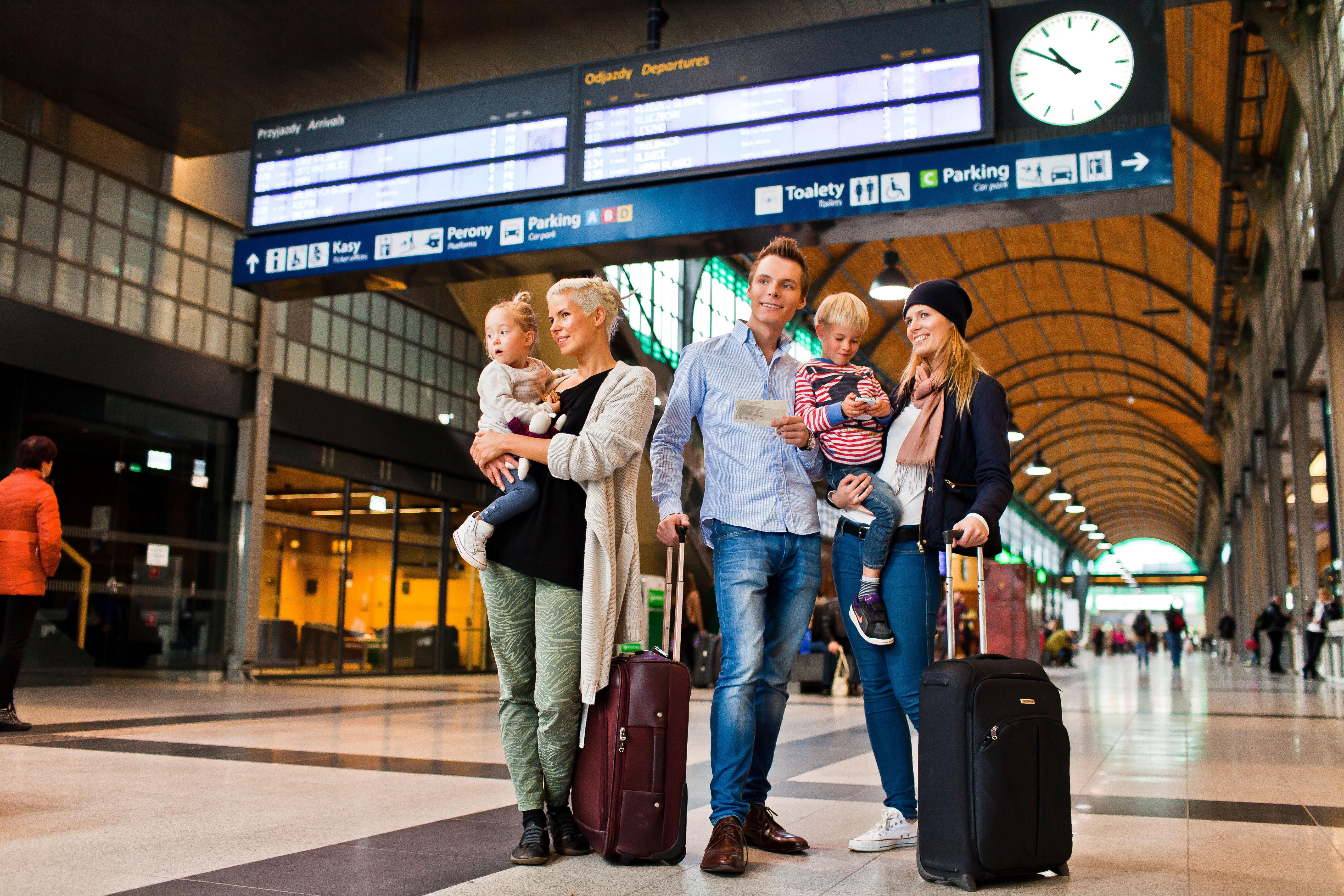 1 czerwca-bezpłatne przejazdy pociągami PKP Intercity dla dzieci i młodzieży