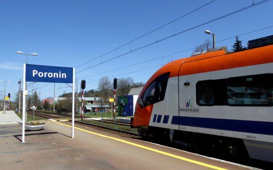 NaKolei.pl - Nowy Targ-Zakopane - z pociągów POLREGIO w ramach PKR skorzystało ok. 13 tys. osób