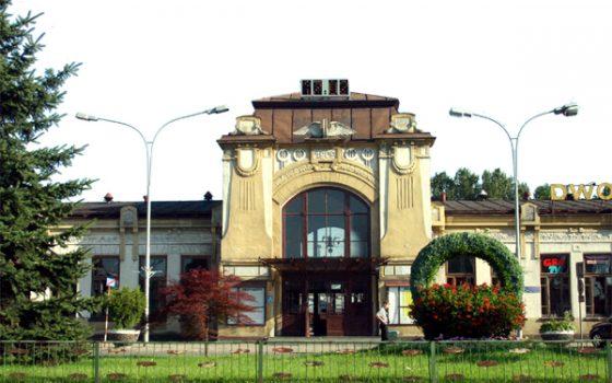 NaKolei.pl - kolejowa komunikacja Nowy Sącz