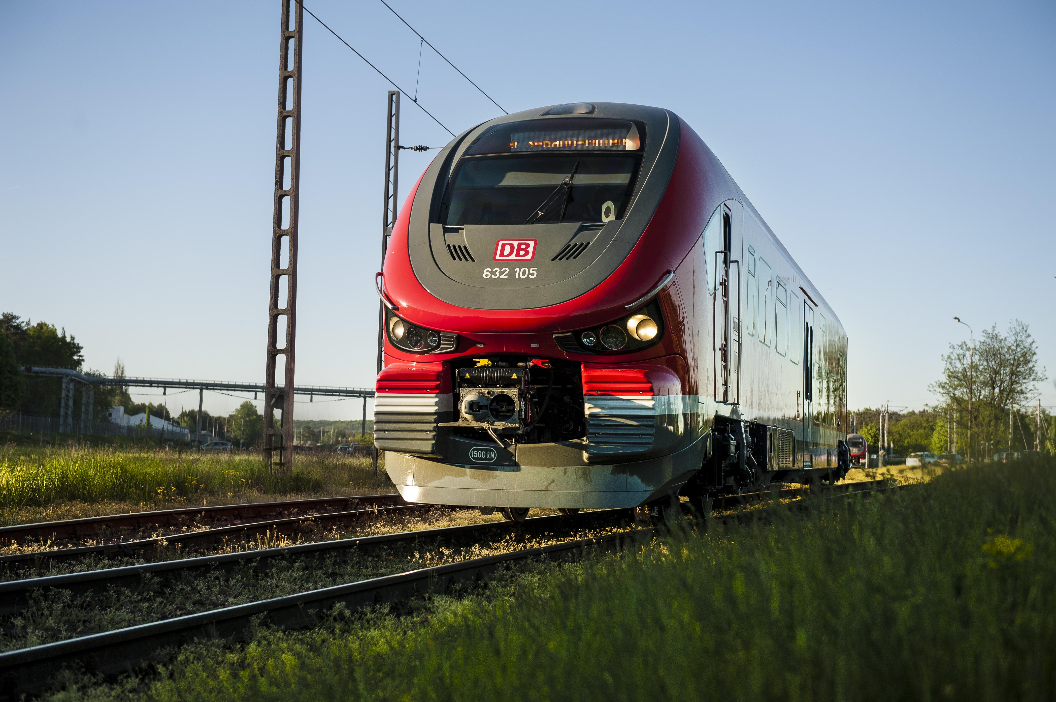 Homologacja Linków Pesy. Pojazdy będą wozić pasażerów DB