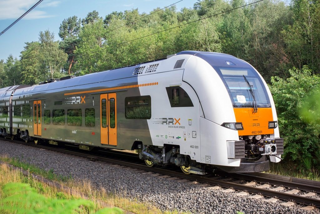Desiro HC dla RRX fot. Siemens