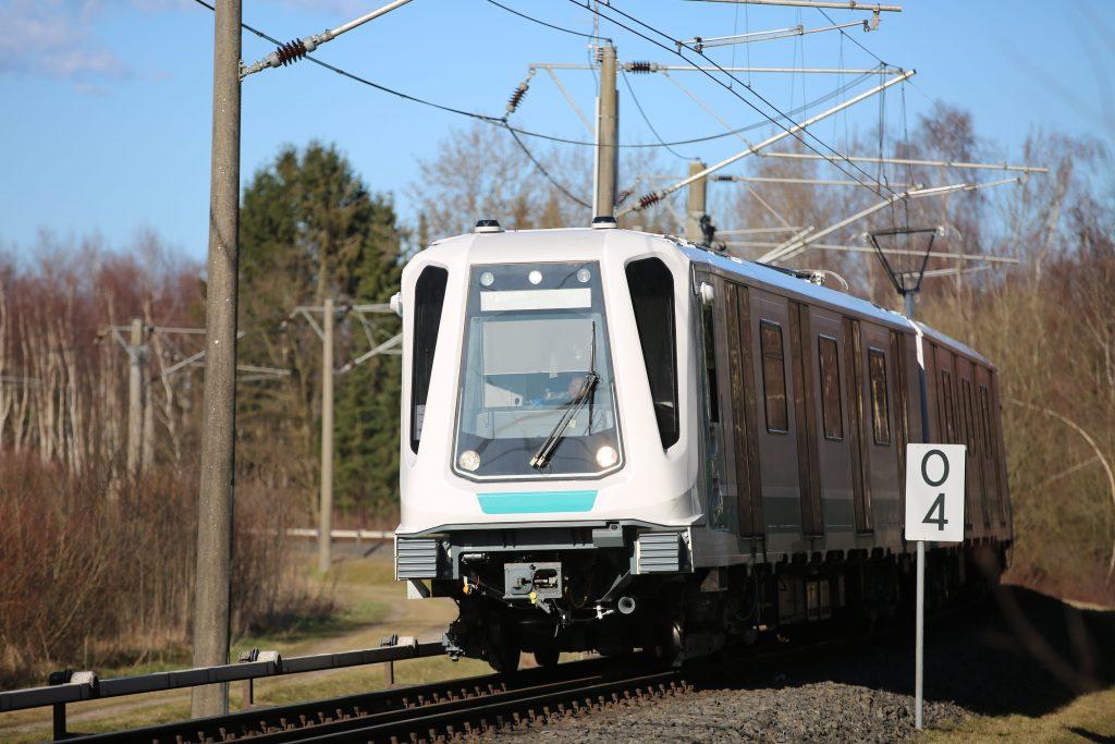 Metro Inspiro dla Sofii fot. Siemens
