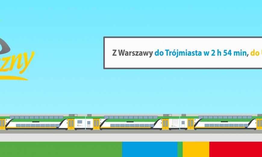 """NaKolei.pl - I w tym roku pojedziemy nad morze pociągiem ,,Słoneczny"""". KM uruchamia połączenie 23 czerwca"""