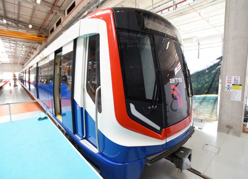 NaKolei.pl - Pociągi metra dla Bangoku. Siemens dostarczy pierwszy w sierpniu tego roku. Zamówiono 22 sztuki