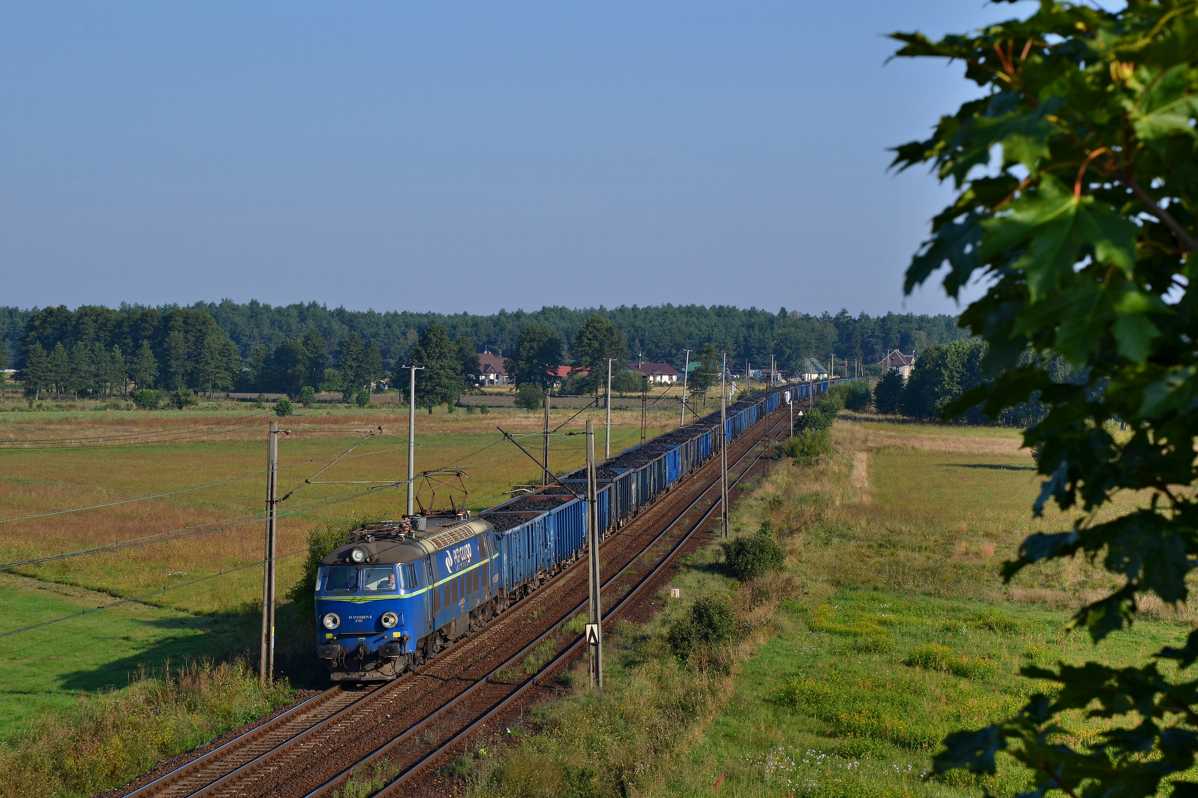 Rok 2019: Trzy warszawskie zakłady PGNiG TERMIKA zaopatrzone w węgiel przez PKP CARGO