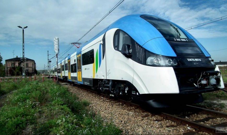 NaKolei.pl - Remonty linii kolejowych na Śląsku